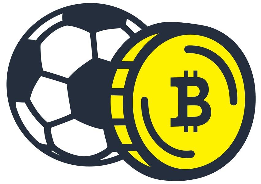 Image Football et Bitcoin