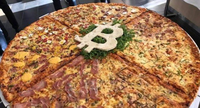 Pizza Day Bitcoin Dominos